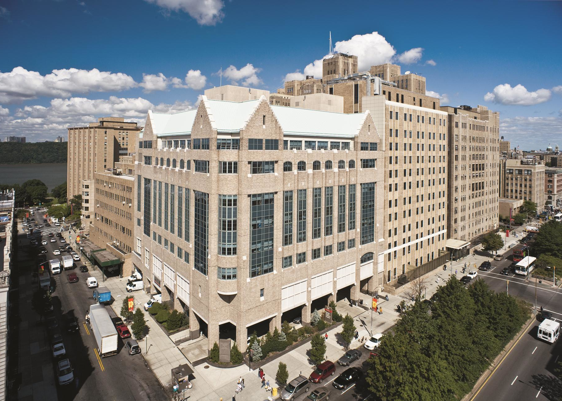 NEW YORK PRESBYTERIAN HOSPITAL – Stratford Engineering